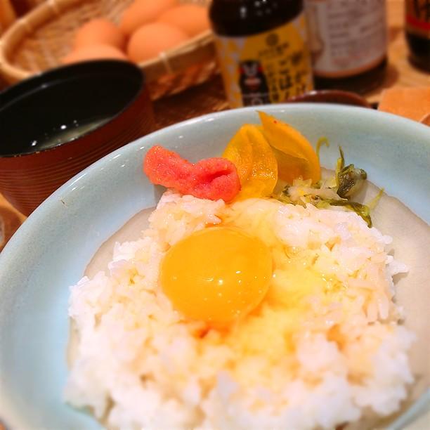 最高の卵かけご飯食べるなら専門店!日本人に生まれてよかった♪