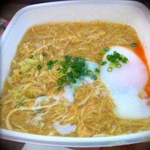湘南ベルマーレホームゲームのフードパークでも人気の平塚オリジナルしらすかおり麺