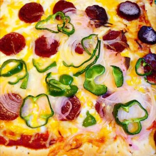 コストコのピザ。