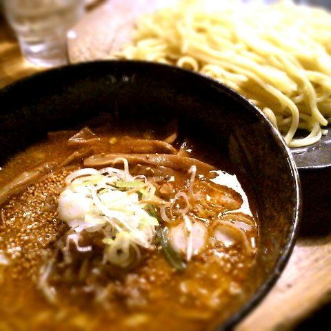 yager:つけ麺屋 やすべえ 渋谷店(ラーメン)の写真 - ミイル(miil)