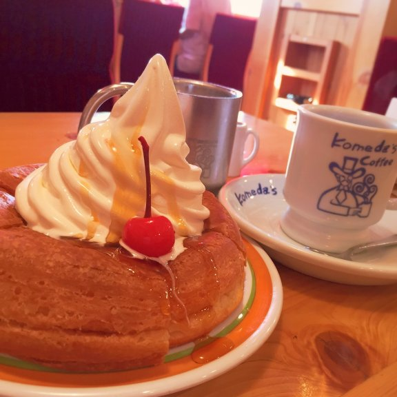 只今人気急上昇中◎コメダ珈琲の軽食メニューがおいしすぎる♡