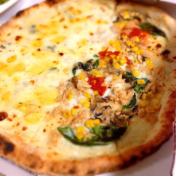 サルヴァトーレクオモ 4種のチーズ バンビーノ