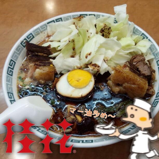 東京で爆発的人気【桂花ラーメン】本場熊本の味をご賞味あれ♡