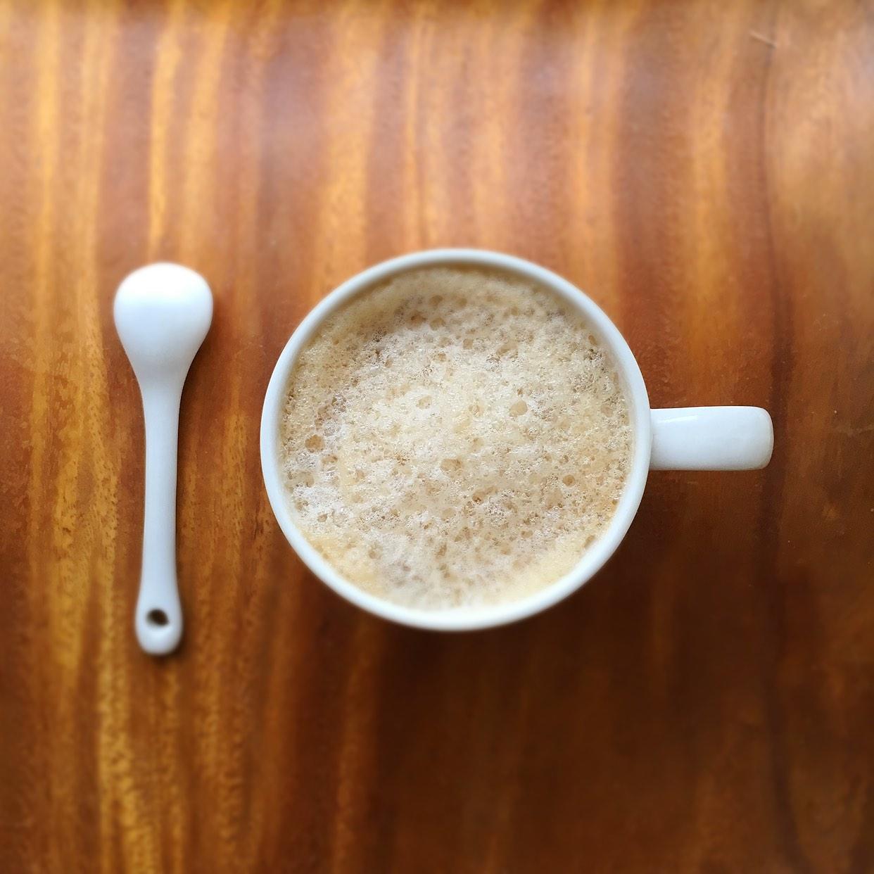 TVで話題の泡コーヒー♪この冬はおうちで手軽にふわふわコーヒーを楽しもう