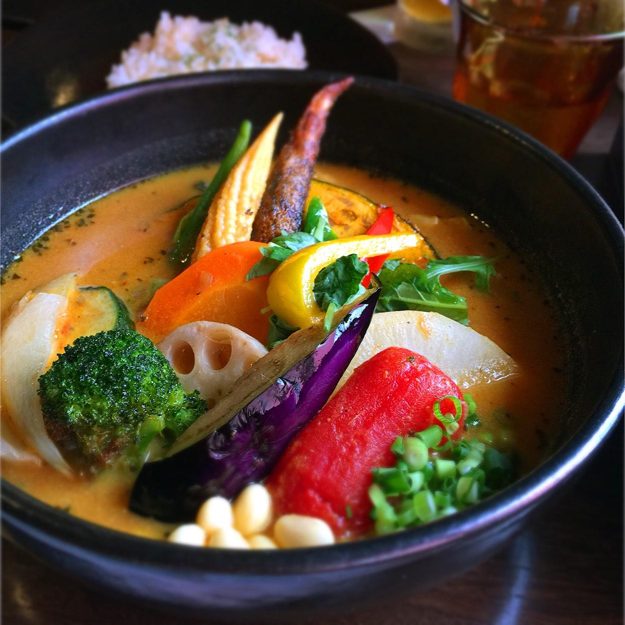 おいしいスープカレーIN東京。何度でも食べたくなる魅惑の8店♡