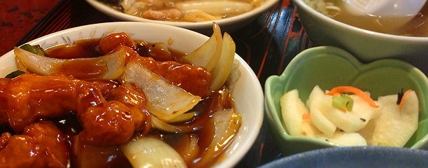 中国料理 正華