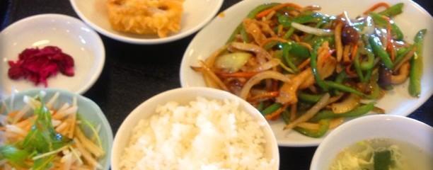想作新中華料理 昇龍