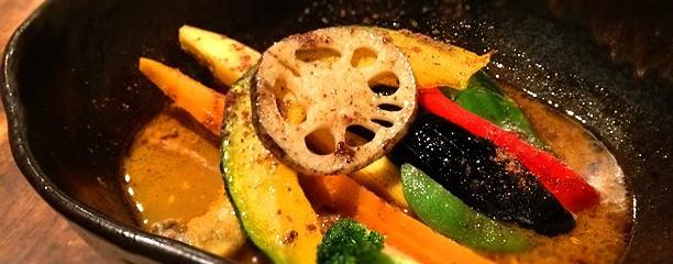 北海道スープカリー mannna