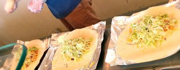 rollup burritos