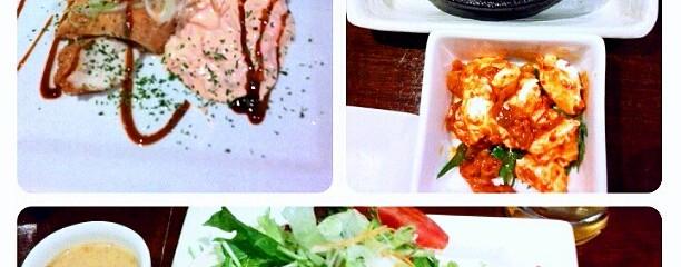 六区 style dining