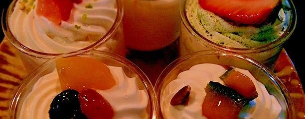 益子焼 夢酒倉 cafe iRORi