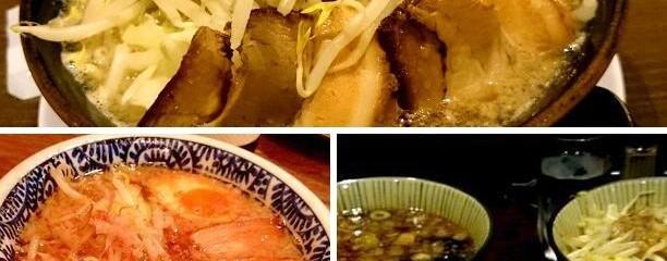 ラーメン・つけ麺  笑福  鳥取店