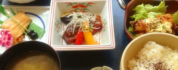 レストラン シンフォニー(大雪クリスタルホール内)