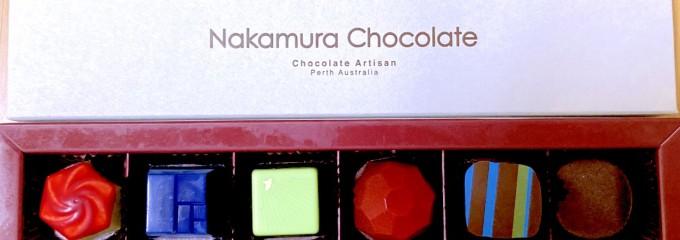 nakamura チョコレート