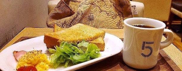 ファイブ・クロスティーズ・コーヒー グランスタ店