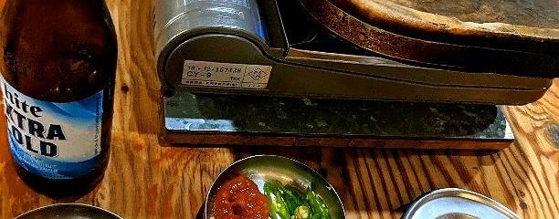 韓国屋台 豚大門市場 馬喰町店