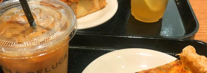 ディーン&デルーカ カフェ パルコヤ上野店