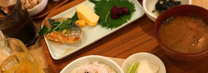 和カフェ yusoshi chano-ma 立川