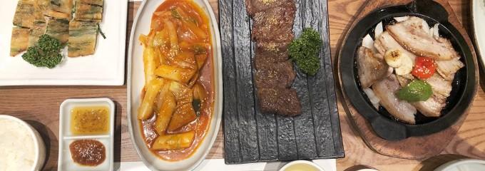 韓国旬彩料理 妻家房 なんばダイニングメゾン店