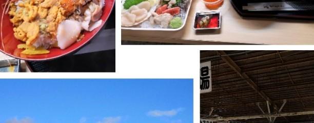 塩釜水産物仲卸市場 マイ海鮮丼コーナー