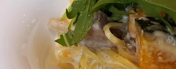 純生麺専門店 金星パスタ 南船場本店