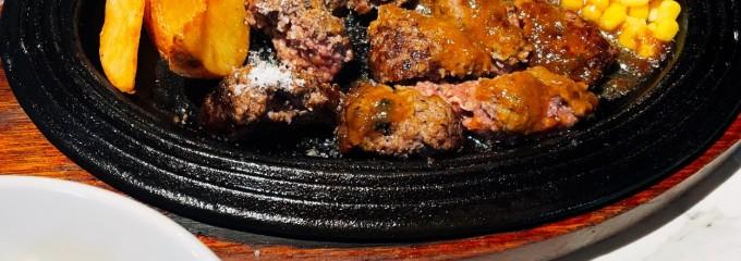 大井町銭場精肉店◇上質な和牛ステーキを溶岩で。ランチ ハンバーグ ステーキ ワイン