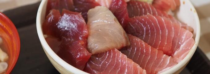 横浜魚市場卸協同組合 厚生食堂