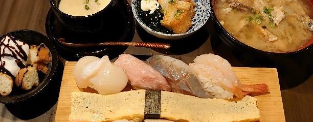 寿司dining松もと
