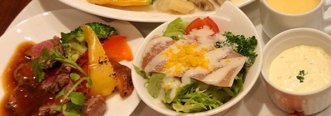 カフェレストラン リップル ホテルグランヴィア大阪