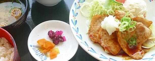 レストラン四季彩