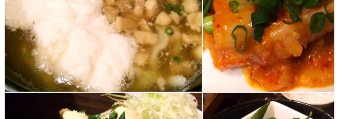北九州うどん食堂おやじの麺