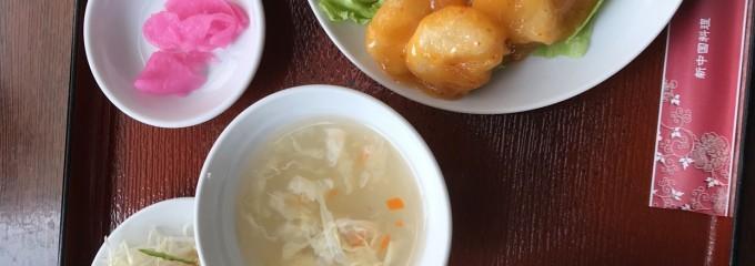 新中国料理 山香菜房