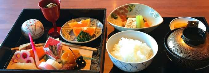 松山全日空ホテル 日本料理 雲海