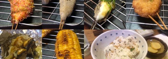 串焼市場 江戸善 野田店