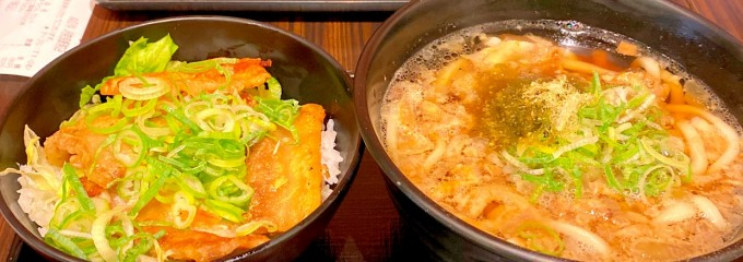 かすうどん 加寿屋/KASUYA JR奈良駅前店