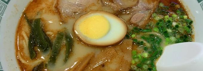 熊本桂花ラーメン 鶴屋店