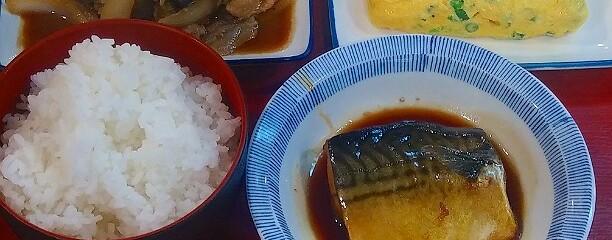 水戸駅前食堂