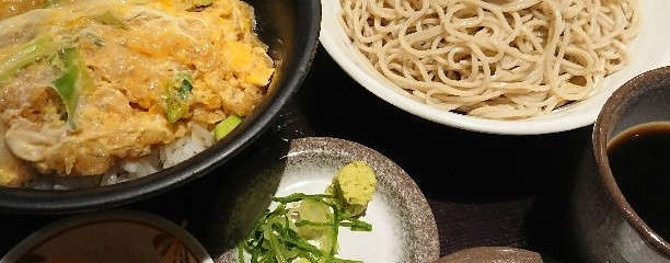 石臼挽蕎麦げん 新大阪店3F