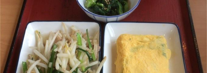 和歌山島崎町食堂