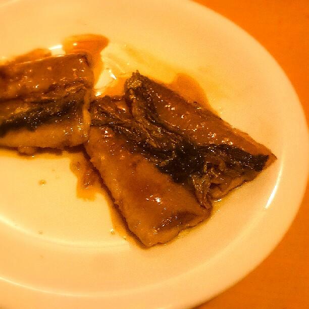 秋刀魚の蒲焼の写真 miil