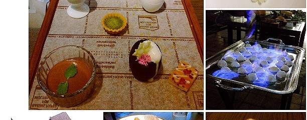 神戸北野ホテル ダイニングカフェ イグレック