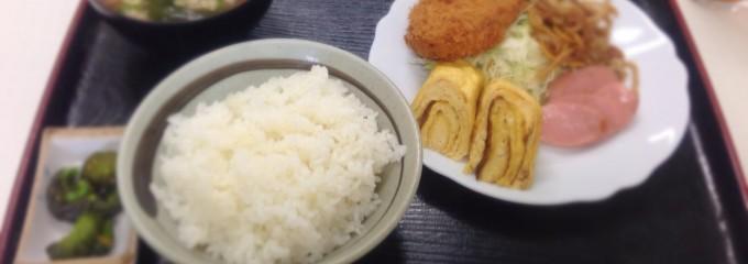 徳島バス食堂
