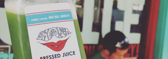 Shaka Pressed Juice