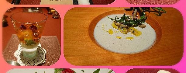 青山フレンチレストラン モノリス