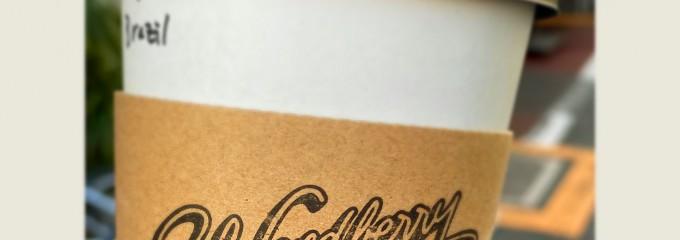ウッドベリーコーヒー ロースターズ 本店