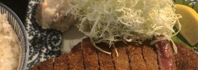 牛かつ 横濱川島屋