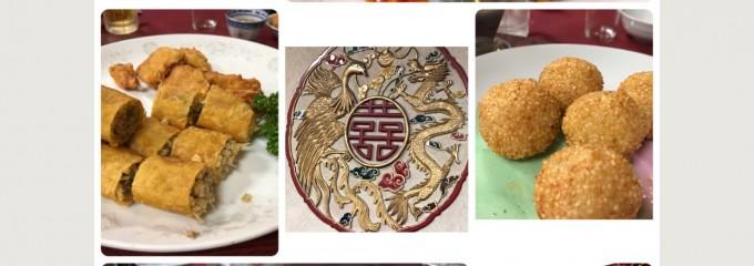 上海広東料理 中国飯店