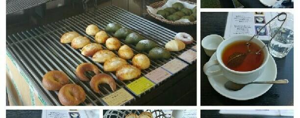 オリザ+パン食堂