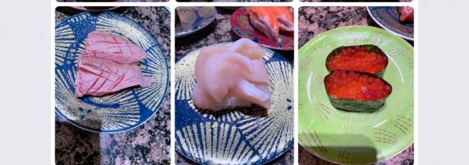 回転寿司 根室花まる 札幌ステラプレイス