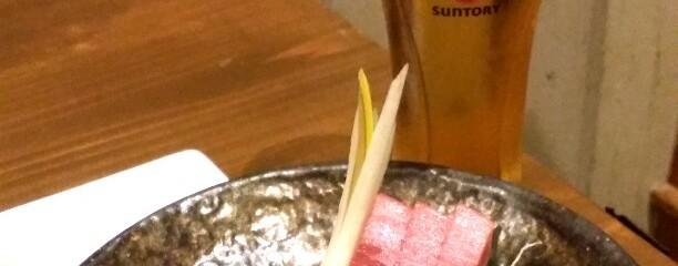 創作串揚げと旬の魚介 桜串